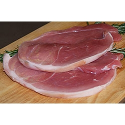 Unsmoked Gammon  Steak