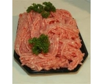Free Range Minced Pork